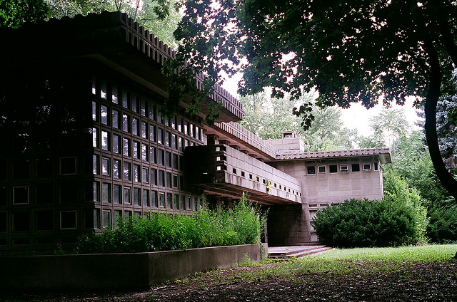 Frank Lloyd Wright's Turkel House Gets a Second Life