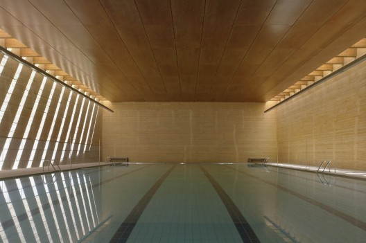 Indoor Swimming Pool In Toro Vier Arquitectos Archdaily