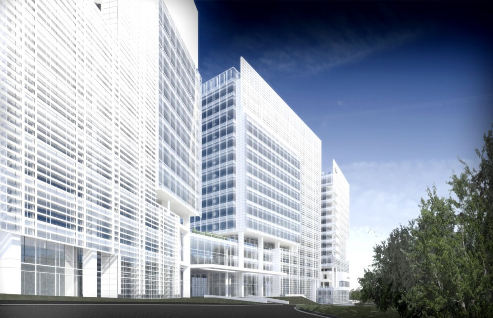 Richard Meier Designs New W Hotels in Mexico