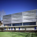 Saint Kentigern School Jubilee Sports Centre / Architectus © Simon Devitt