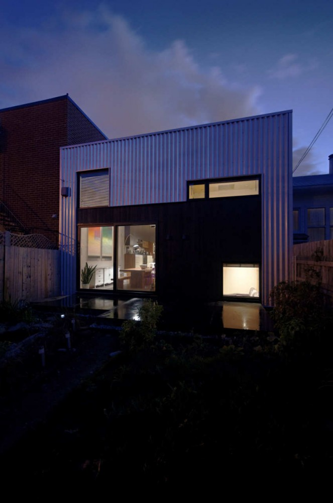 St Hubert Residence / NatureHumaine