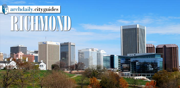 Architecture City Guide: Richmond