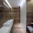 Downtown Apartment In Zagreb / Dva Arhitekta d.o.o. © Robert Leš