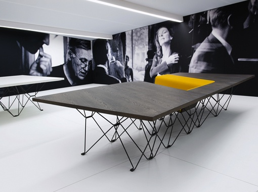 New Seating Designs for Milan / UNStudio