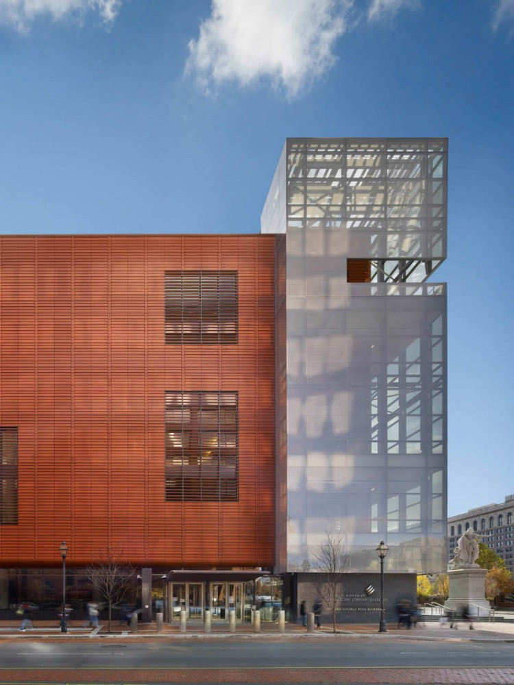 National Museum of American Jewish History / Ennead Architects