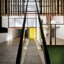 195 Melbourne Street / Tridente Architects © David Sievers