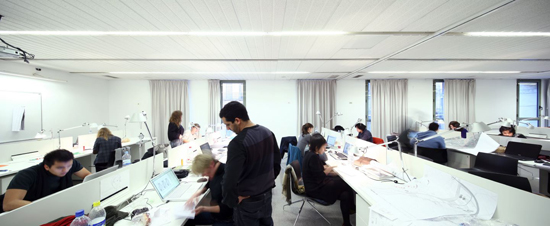 MBIArch  – The Barcelona Institute of Architecture's post-professional Master in Architecture