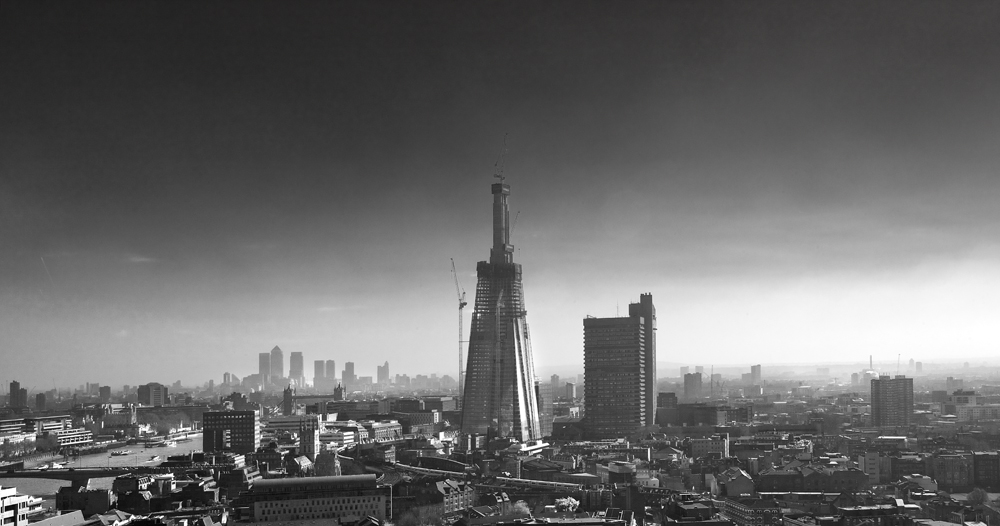 Update: The Shard / Renzo Piano