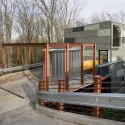 Treehouse / SHED Architecture & Design Courtesy of SHED Architecture & Design