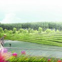 Xiang'he Garden City-Park of the Floating Gardens view of the pit 02