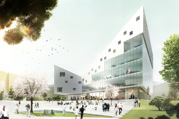Sino-Danish Centre for Education and Research / Henning Larsen Architects