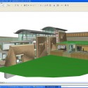 acscreenshot Moonstone Project, designed using ArchiCAD