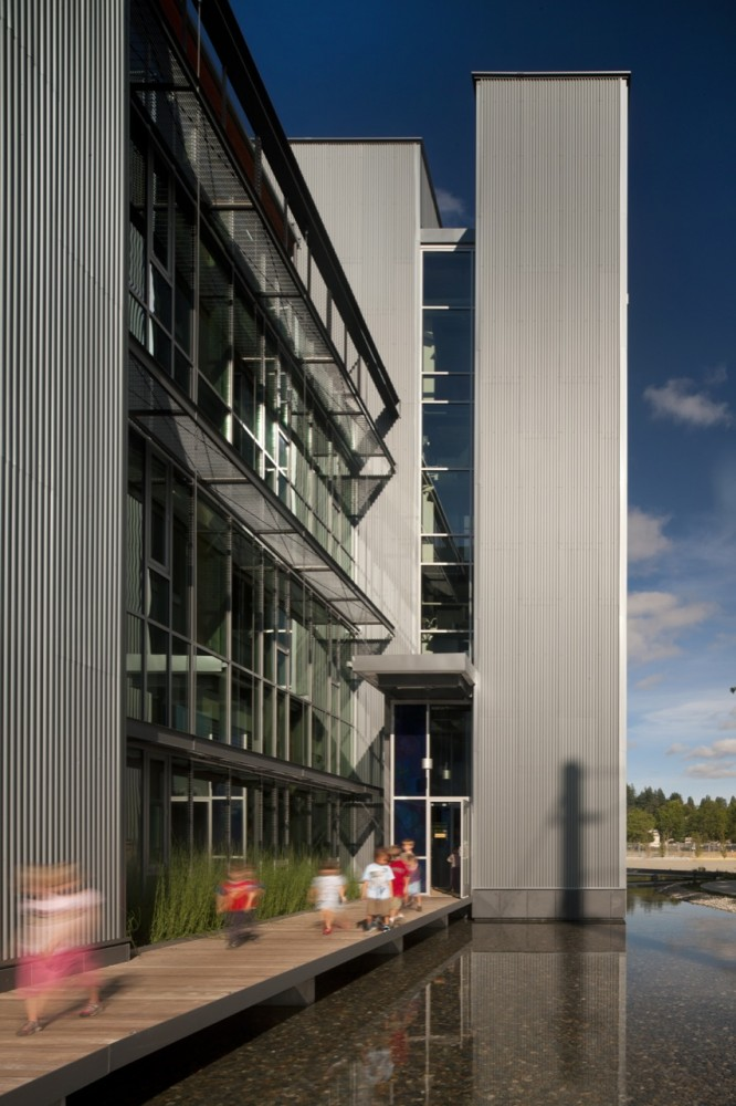 LOTT Clean Water Alliance Regional Services Center / Miller Hull Partnership