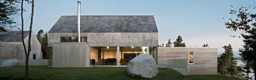 Martin-Lancaster House / MacKay-Lyons Sweetapple Architects