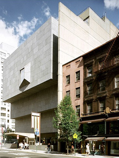 AD Classics: Whitney Museum / Marcel Breuer