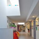 Multifunctional School Building Tesselseveld / HVE architecten © HVE architecten
