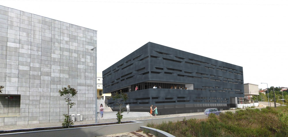 Faculty of Medicine Coimbra University / CVDB Arquitectos / AT 93