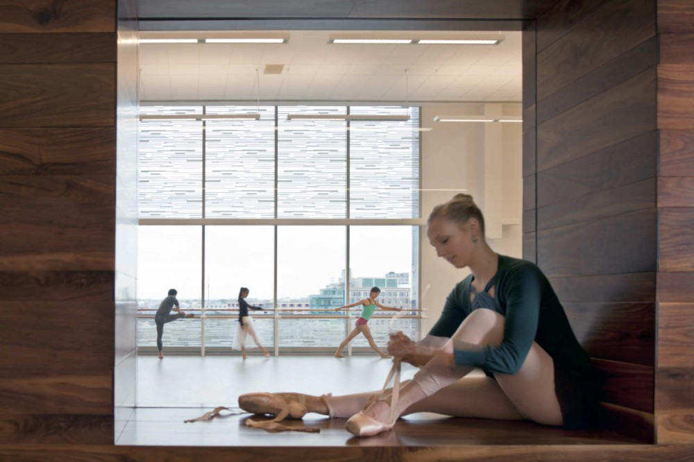 Houston Ballet Center for Dance / Gensler