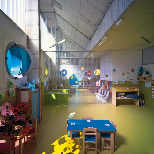 Kindergarten 8Units Velez Rubio Spain
