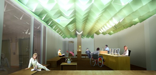 Paper Cut Parlor / Visiondivision
