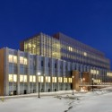 In Progress: Eastern Michigan University / Lord, Aeck & Sargent © Curt Clayton