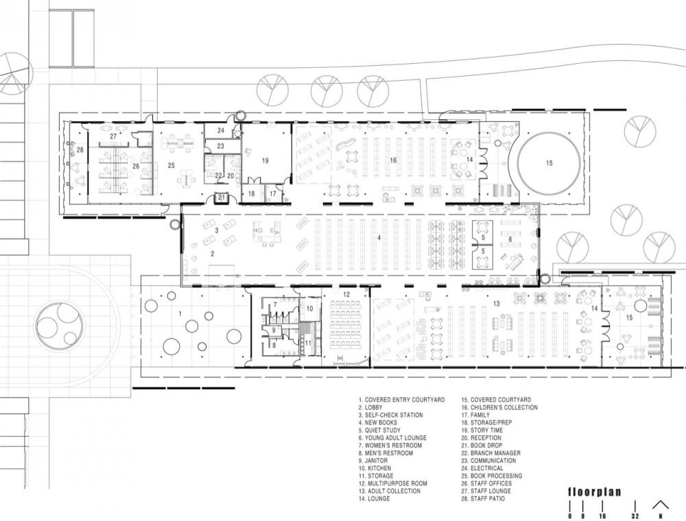 Architecture Photography: floor plan (130406)