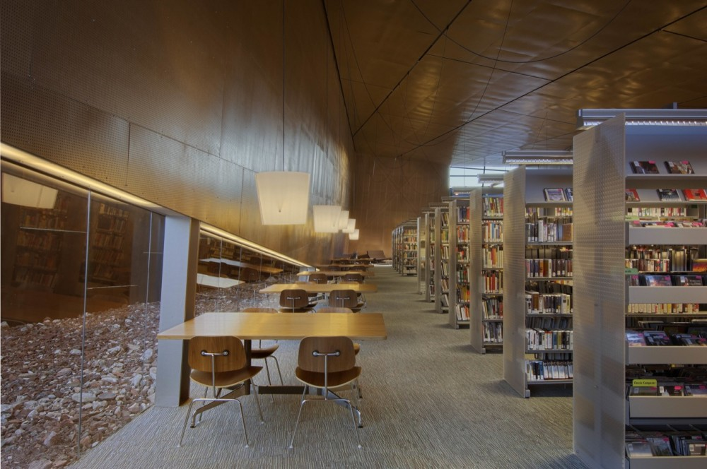 Arabian Library / richrd+bauer