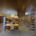 Arabian Library / richärd+bauer © Mark Boisclair