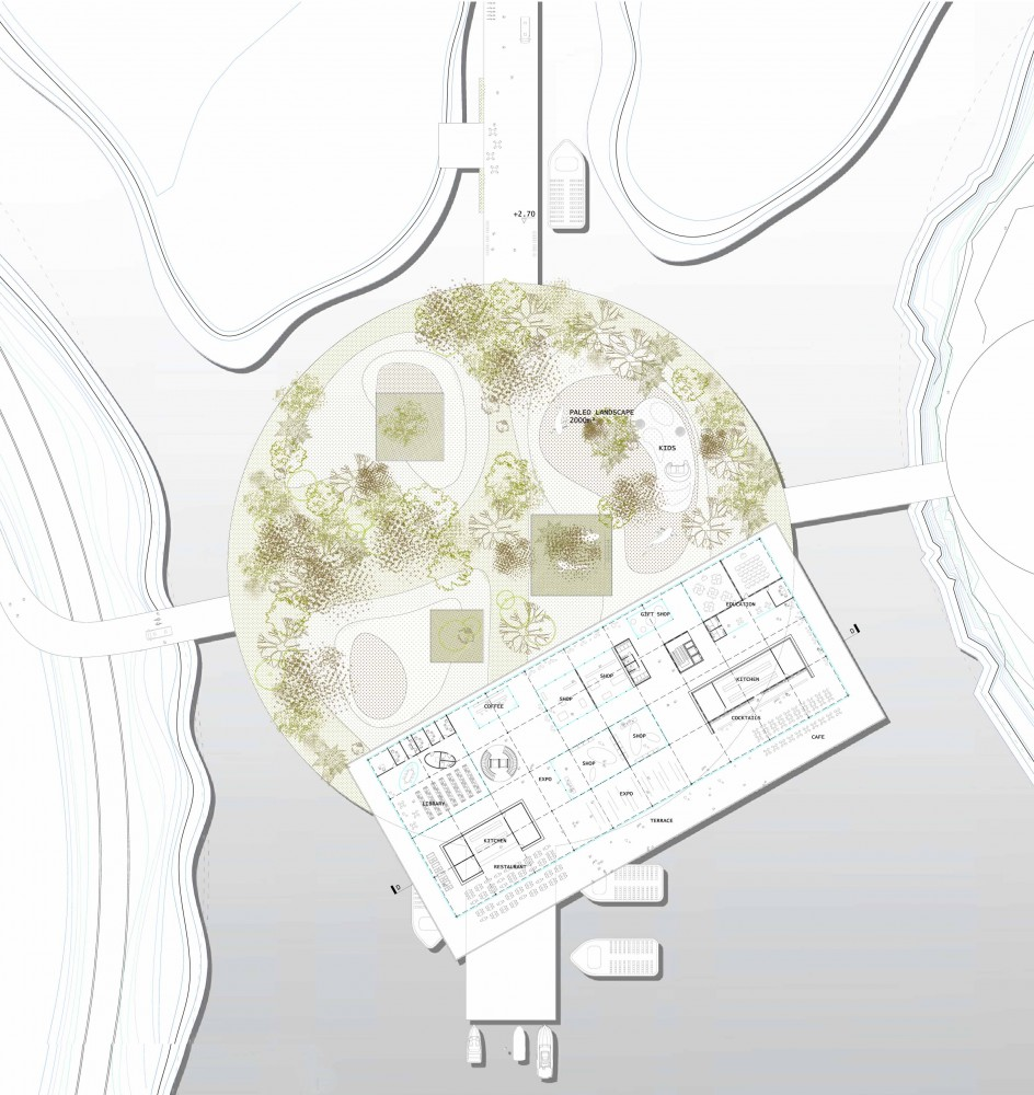 New Saint Petersburg Zoo / Françoise N'Thépé and Aldric Beckmann