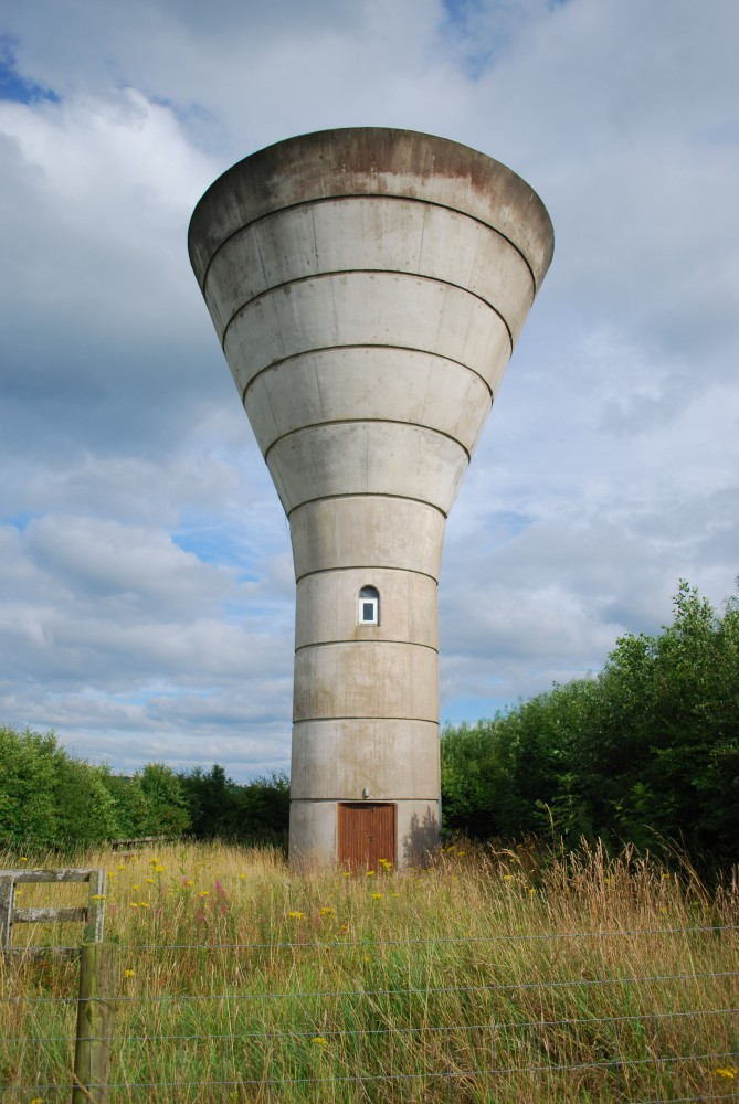 Water Towers of Ireland