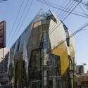 The Yellow Diamond / Jun Mitsui &amp; Associates Architects + Unsangdong Architects  Courtesy of Jun Mitsui &amp; Associates Architects + Unsangdong Architects