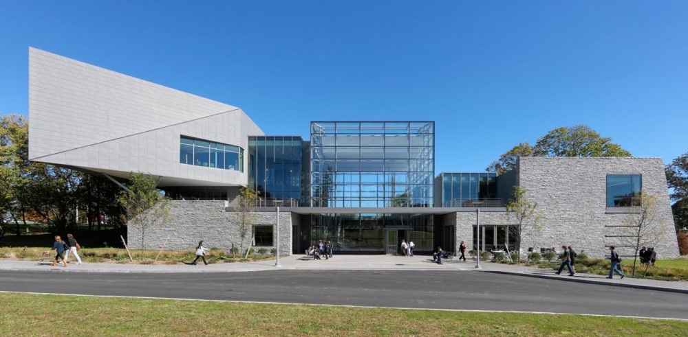 Community College - Architecture Photography: The Gateway Center, Westchester ...
