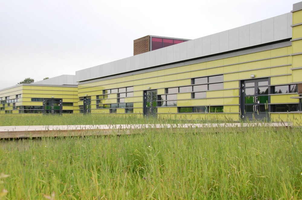 Gjerdrum High School / stengen &#038; Bergo AS