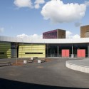 Gjerdrum High School / Østengen & Bergo AS © Jiri Havran