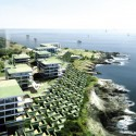 Marine Terrace Resort Courtesy of Yamasaki Ku Hong Associates Design Lab