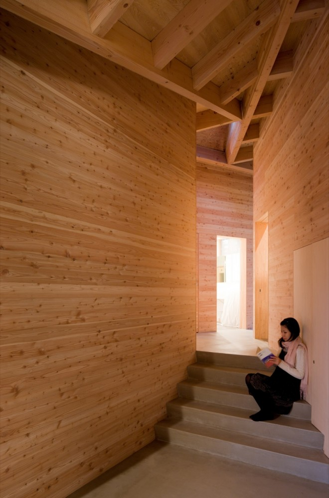 InBetween House / Koji Tsutsui Architect &#038; Associates