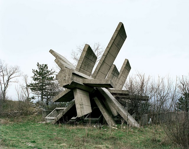 Yugoslavia Forgotten Monuments