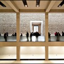 Neues Museum / David Chipperfield Architects Courtesy of Flickr CC License / jonas-k