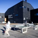 Rommen School and Cultural Center / Østengen & Bergo AS © Rolf Estensen