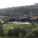 Rommen School and Cultural Center / Østengen & Bergo AS © Espen Grønli