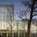 British Embassy / Tony Fretton Architects Courtesy of Tony Fretton Architects