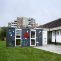 Temporary Kindergarten Ajda / Arhitektura Jure Kotnik  Courtesy of Arhitektura Jure Kotnik