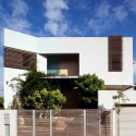 DG House / Domb Architects © Amit Geron
