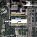 IPOST Headquarters Building / studiobv36 plan 01