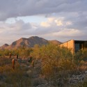 The Gateway to the McDowell Sonoran Preserve / Weddle Gilmore Black Rock Studio © Chris Brown