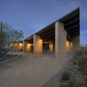 The Gateway to the McDowell Sonoran Preserve / Weddle Gilmore Black Rock Studio © Bill Timmerman