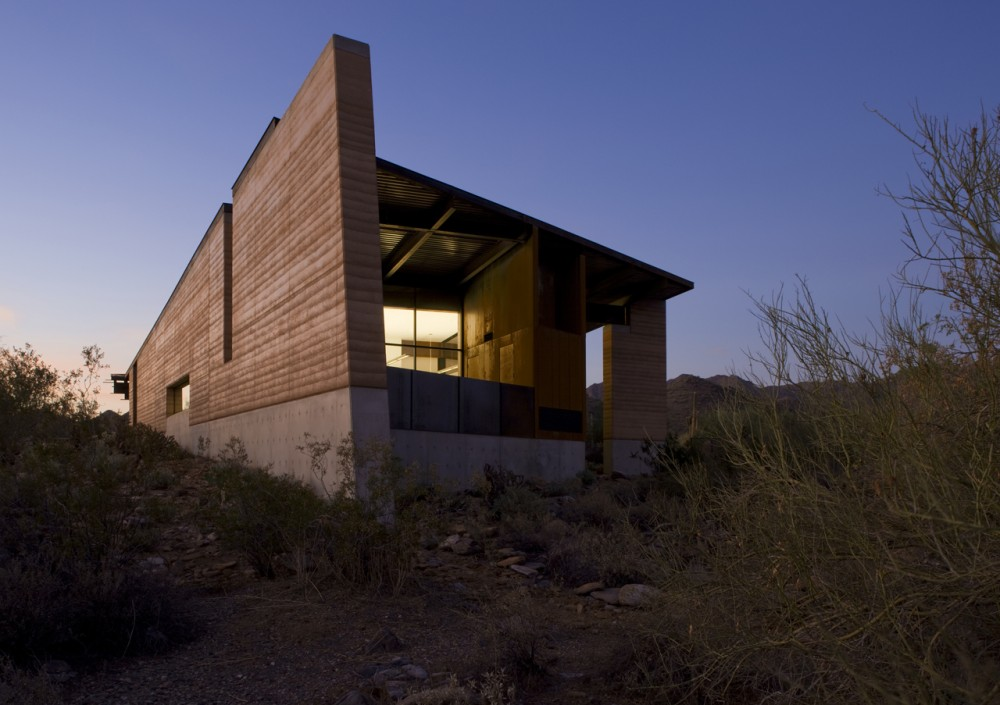 The Gateway to the McDowell Sonoran Preserve / Weddle Gilmore Black Rock Studio