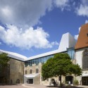 Moritzburg Museum Extension / Nieto Sobejano Arquitectos  Roland Halbe Fotografie