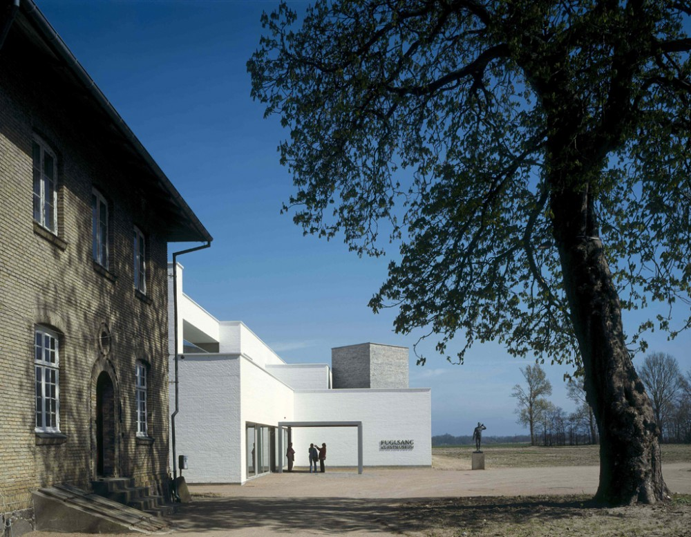 Fuglsang Kunstmuseum / Tony Fretton Architects