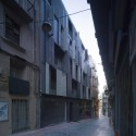 19 Subsidized Dwellings for Young People at the Old Town Center in Lleida / Pàmpols Arquitecte © Oriol Rosell i Giménez
